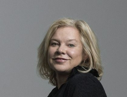 Suffragette Producer Alison Owen, by Brigitte Lacombe