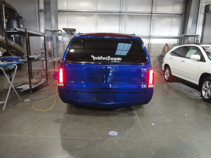 2002 Escalade SMD Built