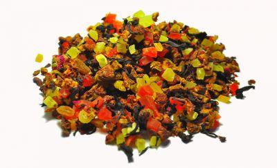 фруктовый чай 200гр. (кусочки натуральных фруктов)