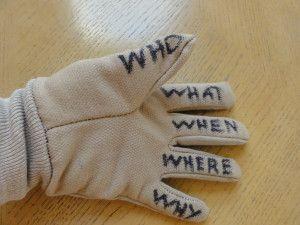 Main idea glove