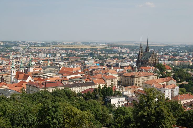 My home town, Brno