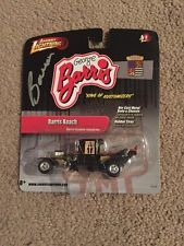 George Barris Autograph The Munsters Koach 1/64 Johnny Lightning Kustom Die Cast