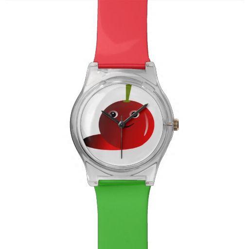 manzana relojes de pulsera