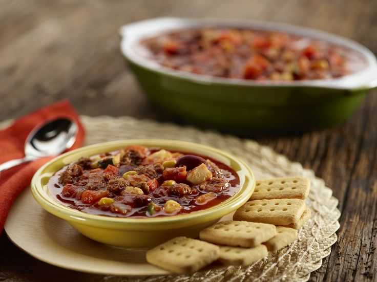 Chipotle Veggie Chili