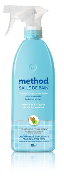 Method - Nettoyant Carrelage et Bain