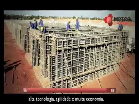 parede de concreto - Ribeirao Preto - YouTube