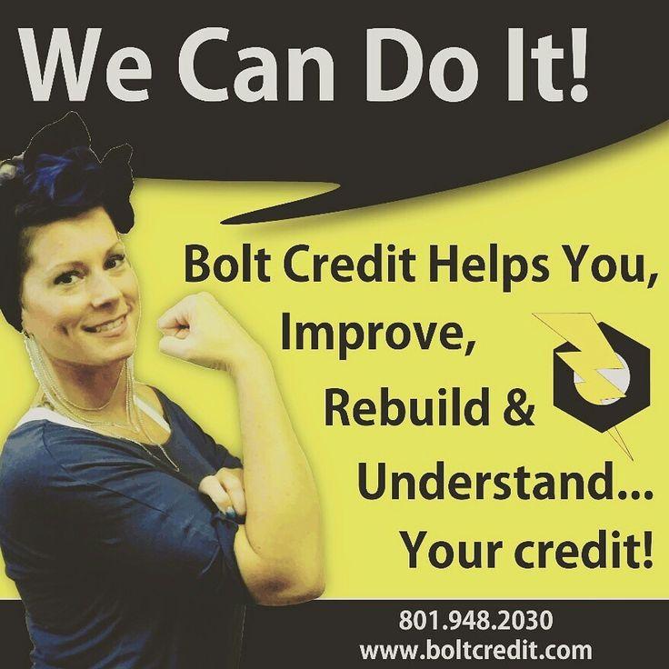 Credit Repair, Consolidate
