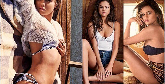 Selena Gomez Goes Topless For GQ Magazine