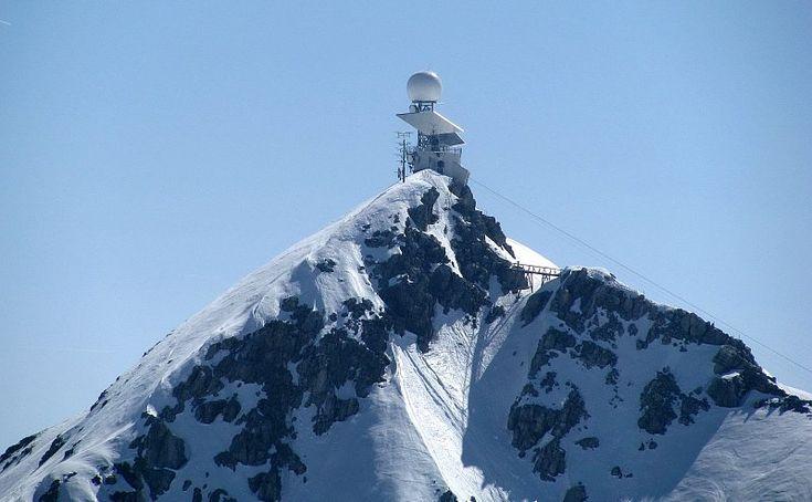 Sankt Anton - Valluga descent