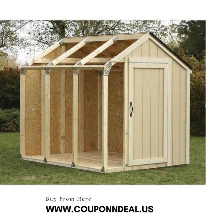 Shop online for Hopkins Peak Roof Shed Kit at $51.98 from Walmart.  Buy Online> #couponndealus #walmart #roof #Deals