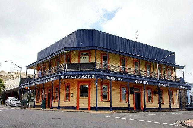 Eltham NZ , Coronation Hotel | Flickr - Photo Sharing!