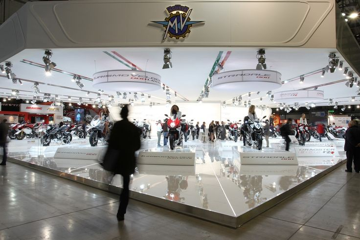 EICMA 2014: From the Exhibition
