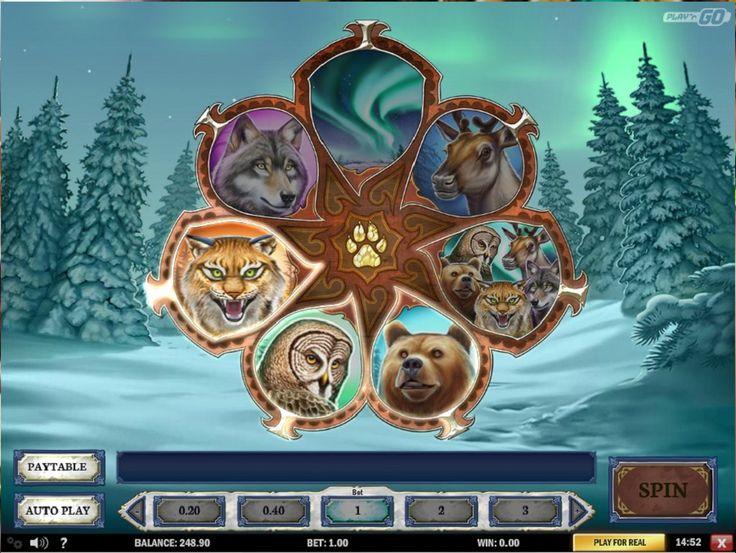 Hrací automat Wild North - Když jsou noci chladně a zima klepe na dveře, je tento hrací automat Wild North to správné pro zimní náladu. Ale i v létě když je venku horko, Vás tento automat alespoň virtuálně zchladí.