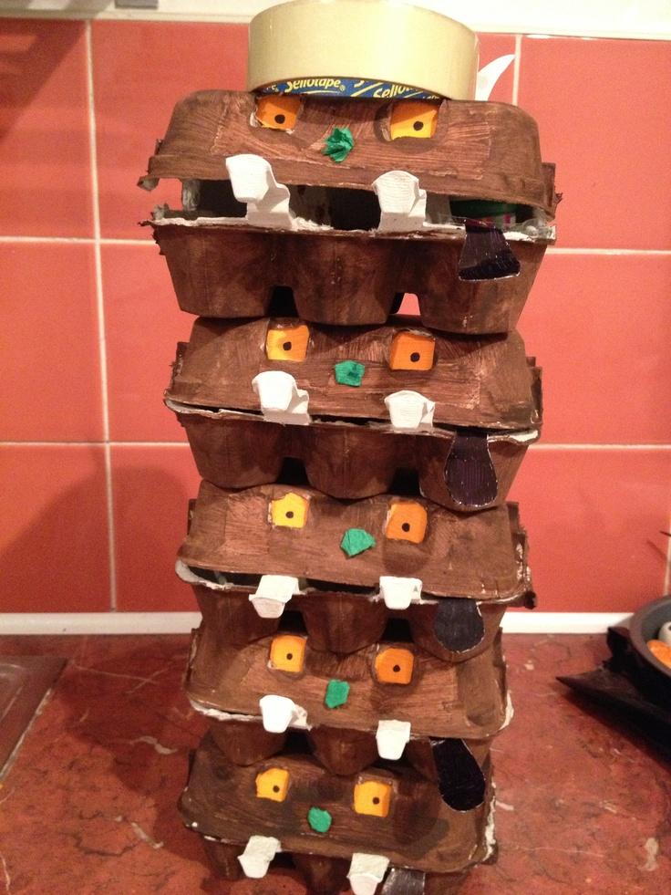 Gruffalo party boxes
