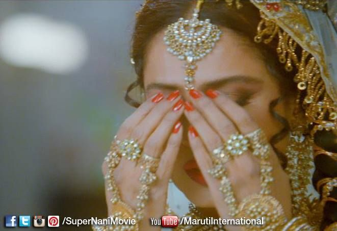 If you believe in love at first sight, then here's what you got to see-http://bit.ly/SuperNaniOfficialTrailer #SuperNani