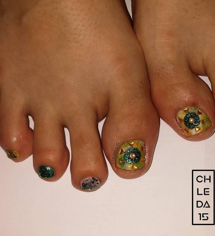 Yellow Nail Polish Toenails: Top 25+ Best Tan Nail Designs Ideas On Pinterest