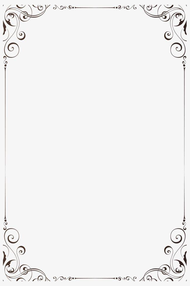 Simples Moda Maior Quadro Armacao Simples Imagem Png E Psd Para Download Gratuito Molduras Para Convites De Casamento Molduras Casamento Moldura Simples