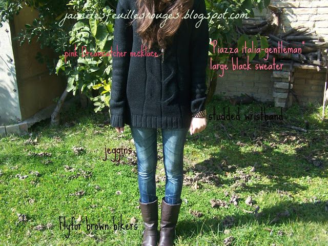 Outfit of the day! 1.3.13