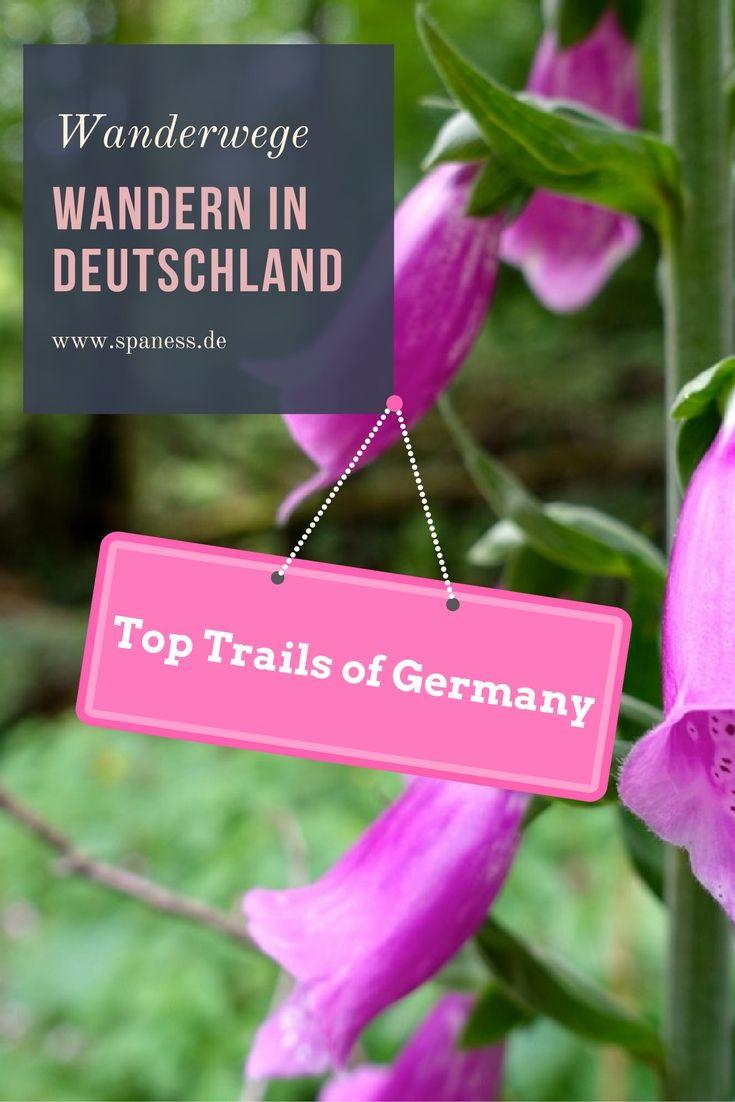 Wandern Deutschland // Top Trails of Germany // Die besten Wanderwege in Deutschland.