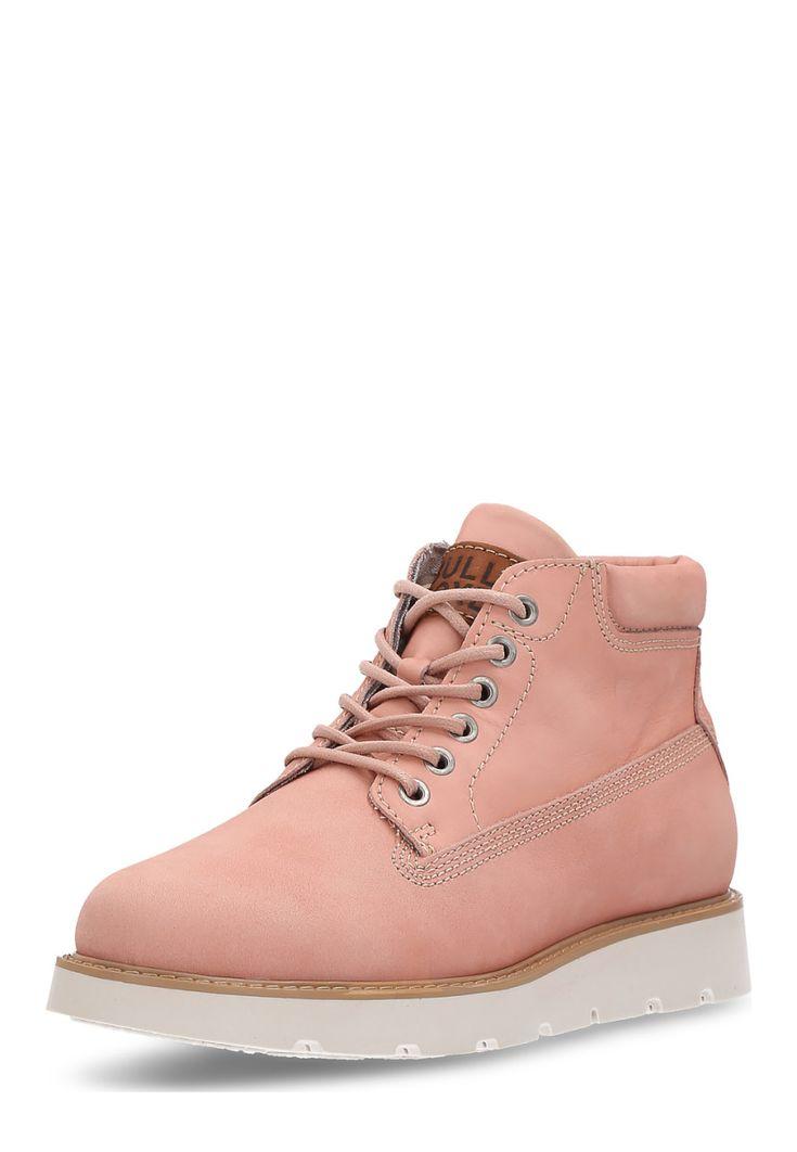 Bullboxer Boots, Leder, rosa Jetzt bestellen unter: https://mode.ladendirekt.de/damen/schuhe/boots/sonstige-boots/?uid=97f3cbf9-3577-51fd-b355-2b9ecff1f27b&utm_source=pinterest&utm_medium=pin&utm_campaign=boards #boots #sonstigeboots #schuhe #bekleidung Bild Quelle: brands4friends.de