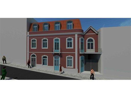Excelente Oportunidade!  Guest House - BELÉM - SUITES & TERRACE PROJETO APROVADO com obra a decorrer.  Três pisos, com mais 800m2 de construção. G