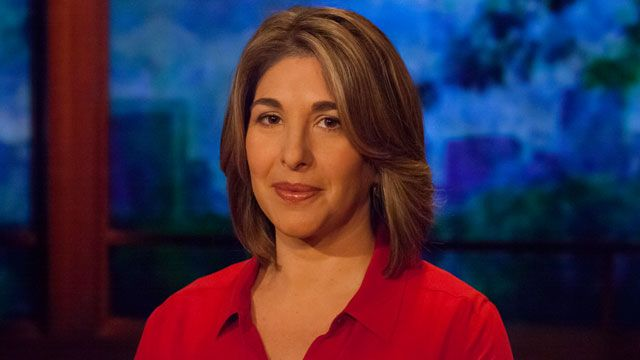 Naomi Klein is an award-winning journalist and author of two international bestsellers. She's received widespread acclaim for her writing on climate change