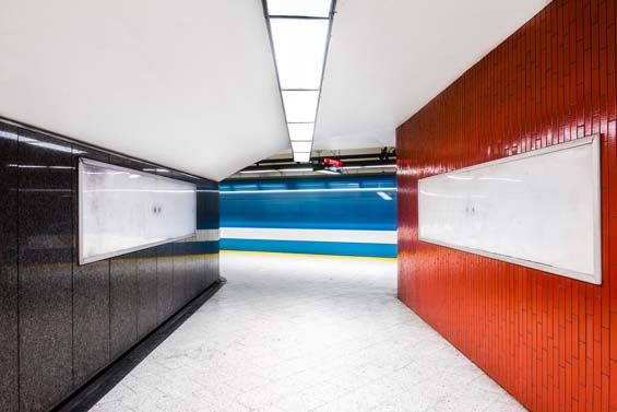Chris Forsyth, Montreal Metro Project - Photography