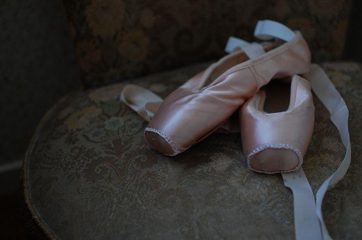 발레 슈즈, Pointe 신발, 발레, 댄스, 발레리 나, 새틴, 슬리퍼