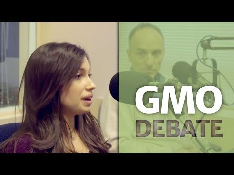 The GMO Debate -- Jeffrey Smith and Rachel Parent interviewed by Dr. B.J. Hardick - YouTube