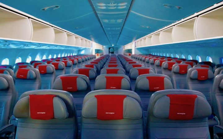 Here are my initial thoughts on Norwegian Premium Class onboard the 787-9 Dreamliner. How was the seat, service and meal?
