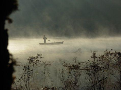 Morning on Teddington Reservoir, Victoria, Australia Submitted by: John Colley - Melbounre, Victoria, AU