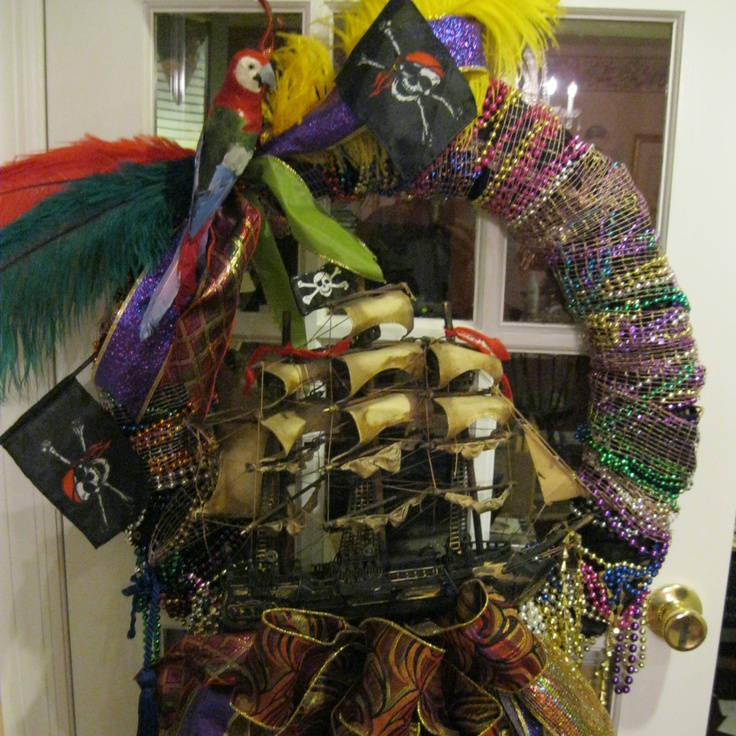 21 Best Images About Gasparilla (Pirate Decor/party) On