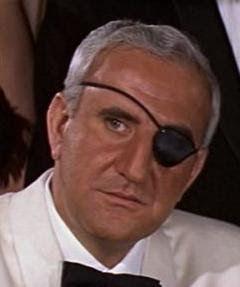 Emilio Largo Fancy dress 007 James Bond costume ideas