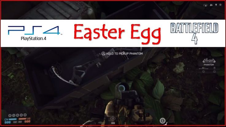 Battlefield 4 - BF4 - PS4 - Battlefield 4 - How To Easy 5 Minute Unlock The Phantom Bow and Arrow - Easter Egg