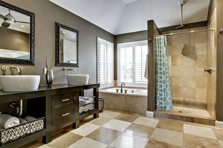 Contemporary Bathroom Design Ideas & Pictures