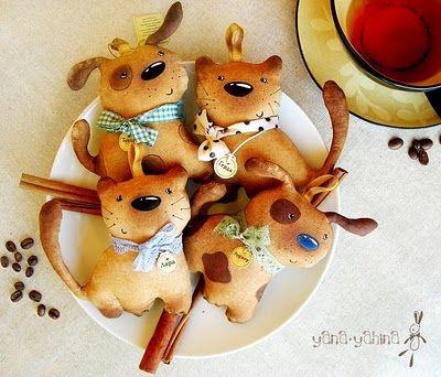 Zabawki Kawy i cynamonu: YanasToys