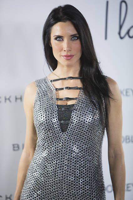 Pilar Rubio y su 'look' cien por cien (heavy) metal