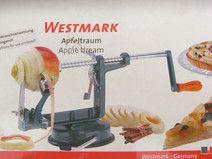 Westmark Apfelschäler Apfelteiler f. Apfel Tarte