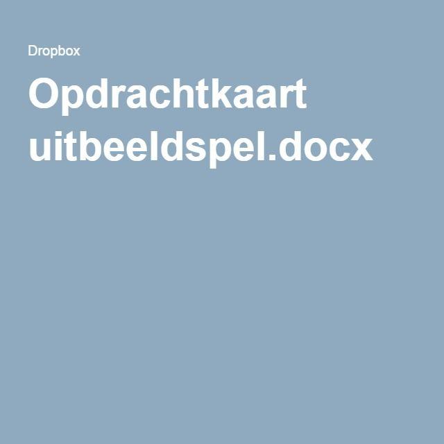Opdrachtkaart uitbeeldspel.docx