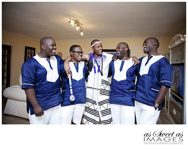Landiwe and Malibongwe's Traditional Wedding with a Twist!