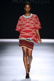 Maxhosa | by | Laduma | Women A/W | 2014 'Buyel'mbo'