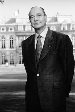 Jacques Chirac - Président