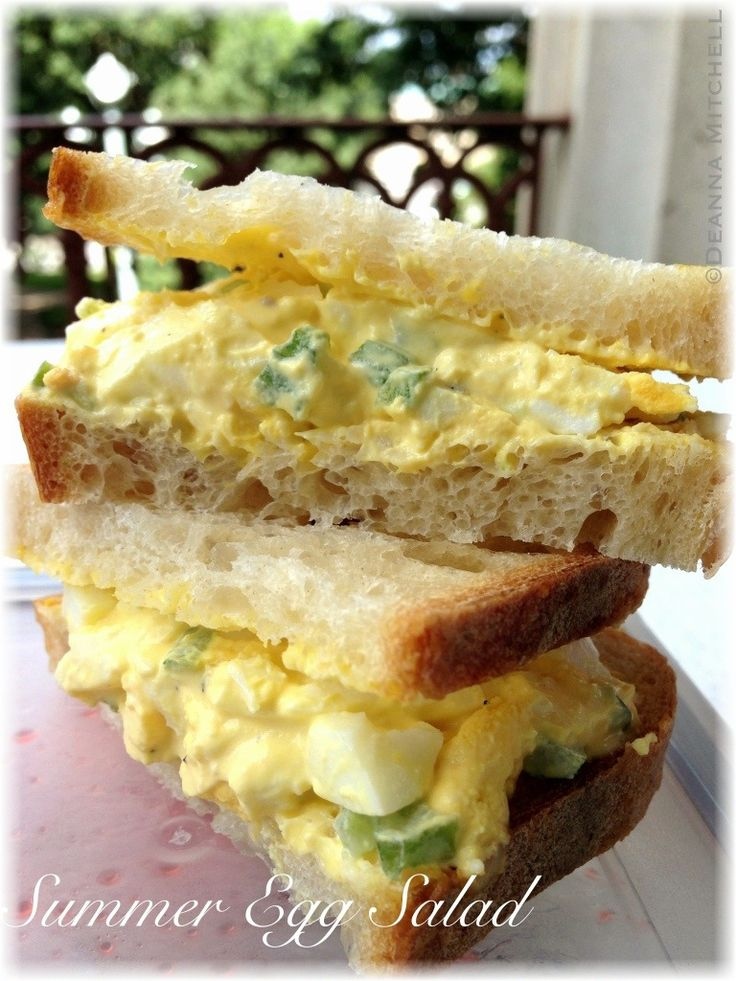 34 best deviled egg recipes images on pinterest egg recipes summer egg salad from sole food kitchen please visit forumfinder Choice Image