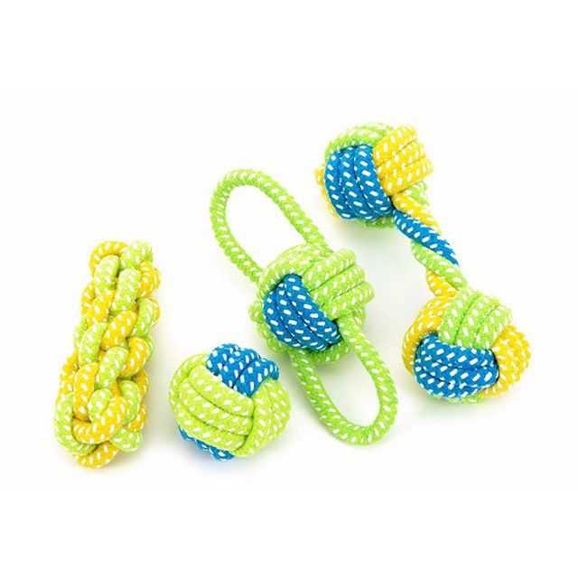 Cotton Rope Knot Ball