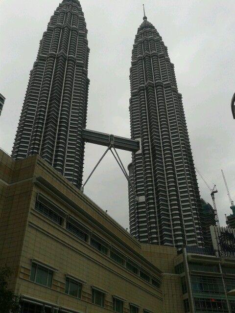 Petronas tower - Kuala Lumpur