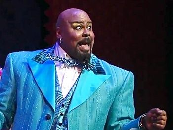 Watch James Monroe Iglehart and the Cast of Aladdin Make Way for Prince Ali!
