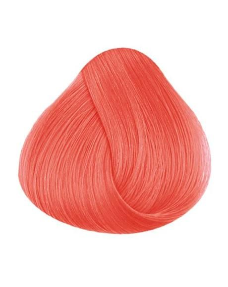 Lunar Tides Coral Hair Dye ...seriously tho, mermaids always have the best hair~ This amazin' hair dye is totally vegan 'N cruelty free, and won't hurt yer scalp cuz there's no need for developer! Just apply to pre-lightened hair and walk away with beautiful coral pinky locks~