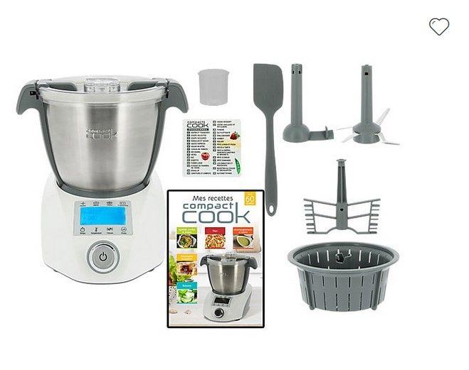 Thomson geni mix pro recette cool robot cuisine pro robot for Robot de cuisine mix compact
