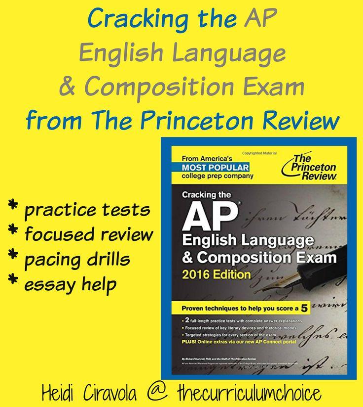 Amazon.com: Cracking the AP English Language & Composition ...