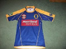 Otago New w/o tags Rugby Union Shirt Top Jersey Adults Small New Zealand